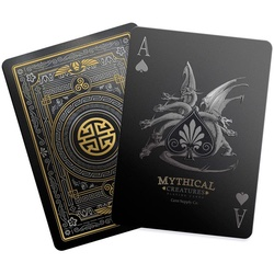 Mythical Creatures Themed Playing Cards