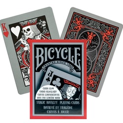 Karnival Red Dose Playing Cards