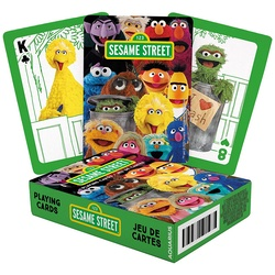 Sesame Street Playing Cards
