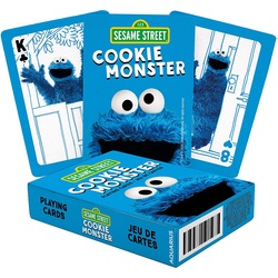 Cookie Monster Playing Cards