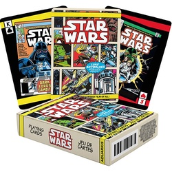 Star Wars Comic Playing Cards