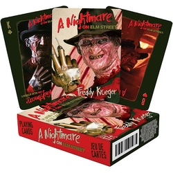 Nightmare on Elm Playing Cards