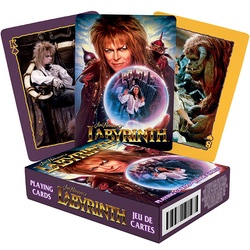 The Labyrinth Playing Cards