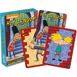 Hey Arnold! Playing Cards