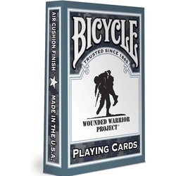 Wounded Warrior Project Playing Cards