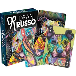 Dean Russo Dog Playing Cards