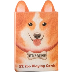 Dog Themed Playing Cards