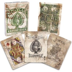 Distressed Design Playing Cards