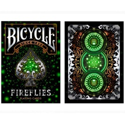 Fireflies Playing Cards