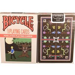 8 Bit Playing Cards