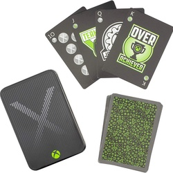 X Box Playing Cards