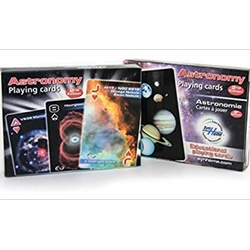 Astronomy Playing Cards