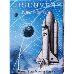 Space Discovery Playing Cards