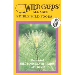 Edible Wild Food Playing Cards