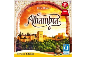 Alhambra Game Box