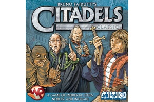 Citadels Game Box