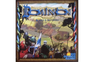 Dominion Game Box