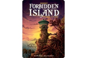 Forbidden Island Game Box