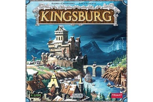 Kingsburg Game Box