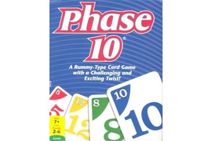 Phase 10 Game Box