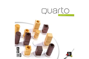 Quarto Game Box