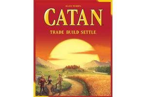 Catan Game Box