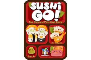 Sushi Go Game Box