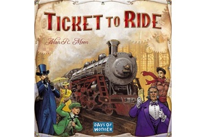 Ticket to Ride Game Box